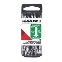Arrow 5/32 Long Aluminum Rivet (15 per box) - RLA532