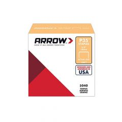 "Arrow P35 Staples 10mm 3/8"""