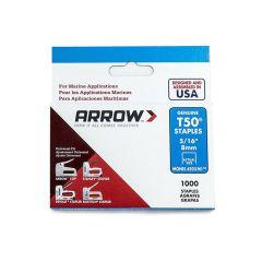 """Arrow T50 Monel Staples 8mm 5/16"""" mapuk"""