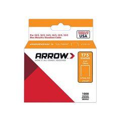 "Arrow T75 Staples 16mm 5/8"""