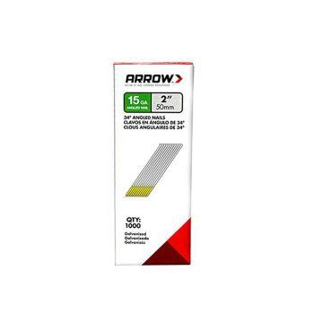 Arrow 50mm Angle Nails (1000 Box) - 15G50