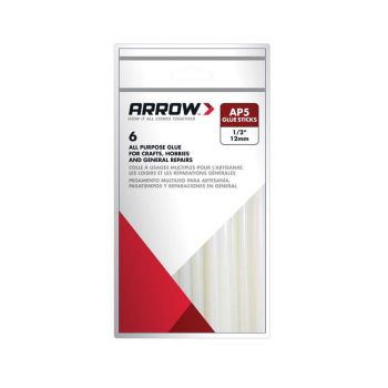 "Arrow AP5 4"" Glue Sticks (6 Pack) - AP5"