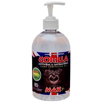 Gorilla Anti Viral/Anti Bac Hand Sanitiser Gel 500ml