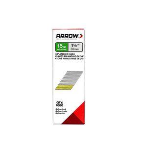 Arrow 38mm Angle Nails(1000 Box) - 15G38