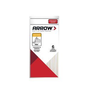 Arrow Slow Set Glue Sticks (6 Pack) - SS6