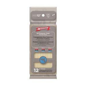 "Arrow MG12 4"" Glue Sticks (12 Pack) - MG12"
