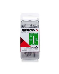 Arrow 1/8 Lng Alum Rivet (15 per box) - RLA18