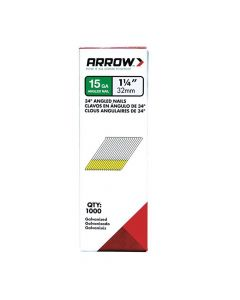 Arrow 32mm Angle Nails (1000 Box)