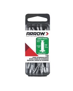 Arrow 5/32 Long Aluminum Rivet (15 per box) - RLA532