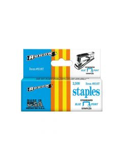 "Arrow S107 Blue Point Staples 1/4"" - S107"
