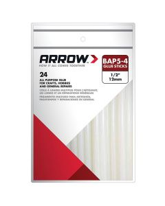 "Arrow BAP5 4"" Glue Sticks (24 Pack) - BAP5"