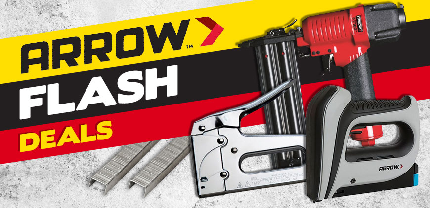 Arrow Staples Flash Deals