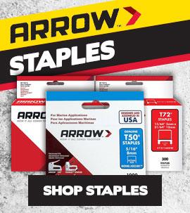 Arrow Staples